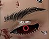 look at me left eye