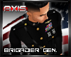 AX - USMC Brigadier Gen.