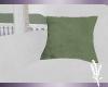 Velvet Pillows Olive