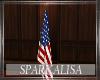 (SL) PCourt Flagpole