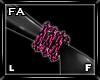 (FA)WristChainsOLFL Pink