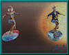 A) 2Animated Surf Boards