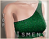 [Is] One Shoulder Green