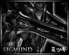 ! Dark Twin Swords