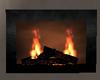 Wall Fireplace anim.