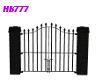 HB777 CI Wall Gate