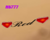 HB777 CSTM Red Tattoo