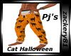 Halloween Pj's Cat
