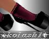 K*Shoes socks DD Pink