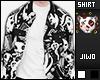 𝕵 Dark Anime Shirt