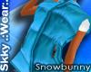 [S] Snowbunny- Blue