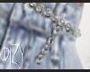 Silver Waist Chain