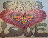 one love wall art