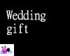 wedding gift art