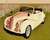 e Vintage Pose Car