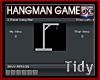 Hangman Flash Widget
