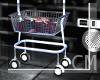 Wet Clothes Laundry Cart