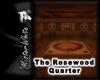 MRW|Rosewood Chandelier
