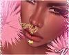 ~V~PomPom Pink Earrings
