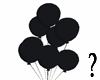 NF Balloons Black