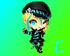 |E|Stylish Boy PixelDoll