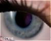 Real Eyes - Light Blue