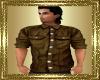 VG~ Brown Shirt