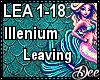 Illenium: Leaving Pt.1