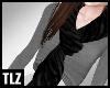 [TLZ]Black Velvet Scarf