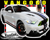 VG 2017 WHITE Muscle CAR