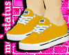 [MJ] Orange Vans Female