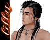 Long vampire hair