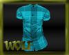 {LW}L-Blue Tartan Shirt
