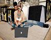 Laptop Cuddle