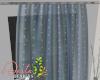 ID: Akoya blue curtain
