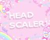 my head scaler!♡