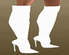 White Boots -Long