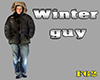 Winter guy