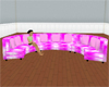 Semi Pink Couch w/ poses