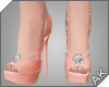 ~AK~ Elegant Heel: Blush