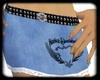 {D}Harley Mini Skirt
