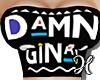 Damn Gina Top