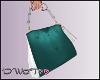 D- Fall Teal Bag