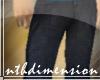 X11 StoneWash Jeans Blue