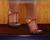 spiderweb sandals