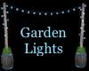 Garden Lights-Teal