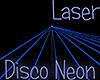[M] Disco Neon Laser