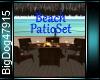 [BD]BeachPatioSet