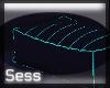 [Sess] Neon Oslo Pouf
