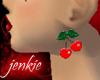 *jenkie*CherryEarrings